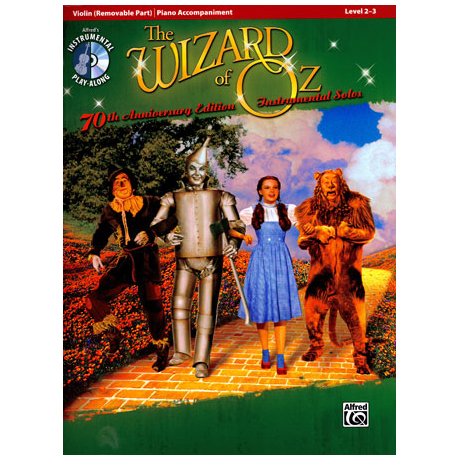 The Wizard Of Oz – 70th Anniversary (+CD)