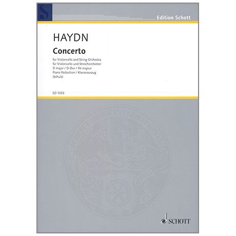 Haydn, J.: Konzert Hob.:VIIb:4 D-Dur