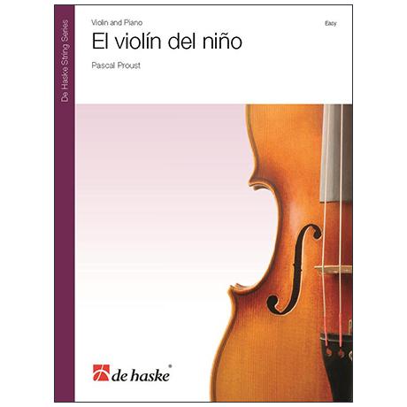 Proust, P.: El violín del niño
