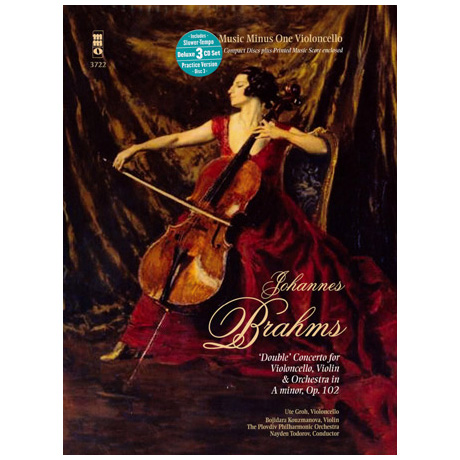 Brahms: Double Concerto A minor op.102 (+3CDs)