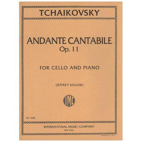 Tschaikowski, P. I.: Andante Cantabile