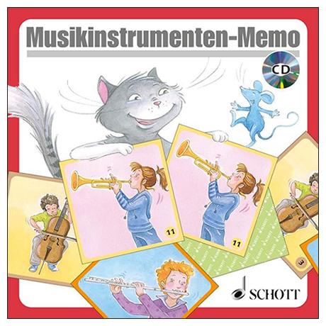 Musical instrument-Memo (+CD)