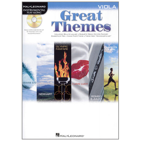 Great Themes (+CD)