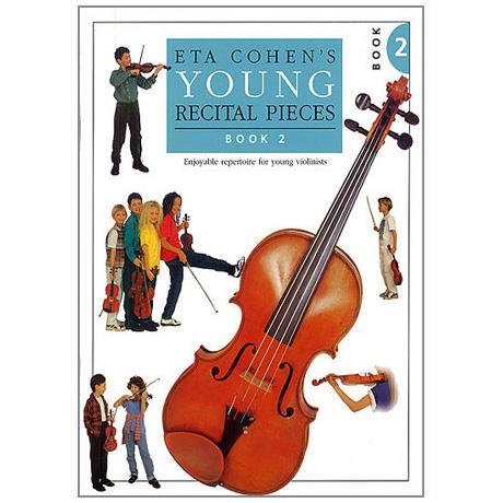 Cohen, E.: Young Recital Pieces Band 2