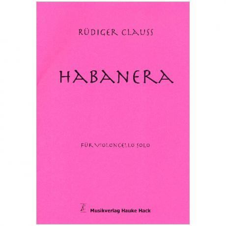 Clauss, R.: Habanera (2018)