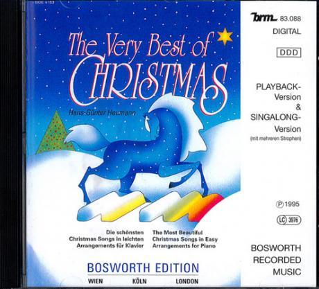 Heumann, H.G.: The very best of - Christmas Begleit-CD