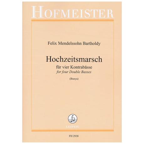 Mendelssohn Bartholdy, F.: Hochzeitsmarsch aus »Ein Sommernachtstraum« Op. 61 Nr. 9