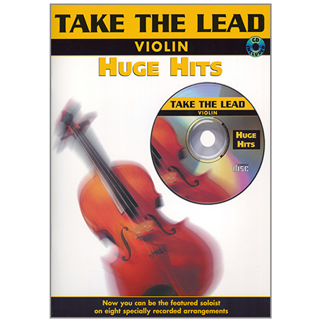 Take The Lead: Huge Hits (+CD)