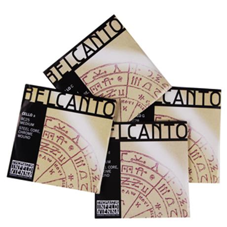 THOMASTIK Belcanto cello strings SET