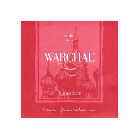 WARCHAL Russian Style violin string A
