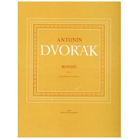 Dvořák, A.: Rondo Op. 94 g-Moll