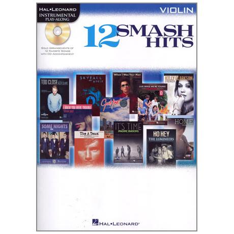 12 Smash Hits (+CD)