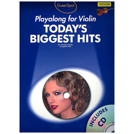 Today's Biggest Hits (+CD)