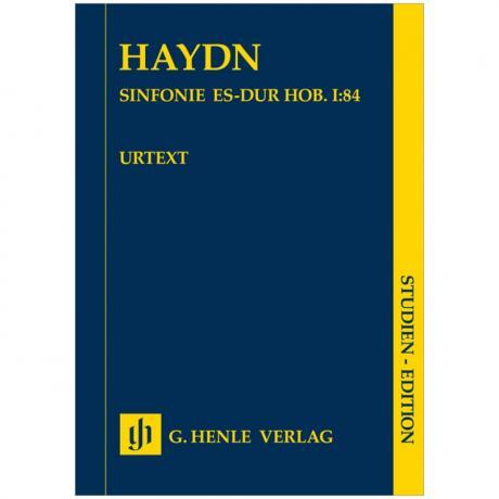 Haydn, J.: Sinfonie Hob. I:84 Es-Dur