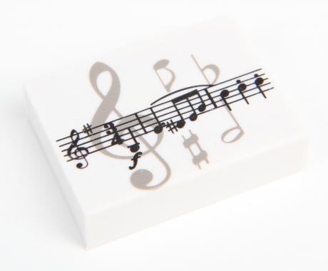 Eraser music