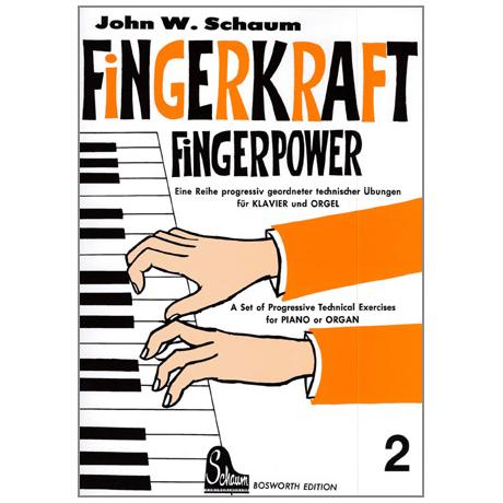 Schaum, J. W.: Fingerkraft Band 2