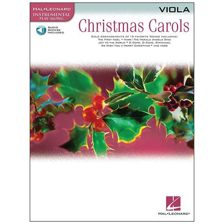 Christmas Carols play along (+CD)