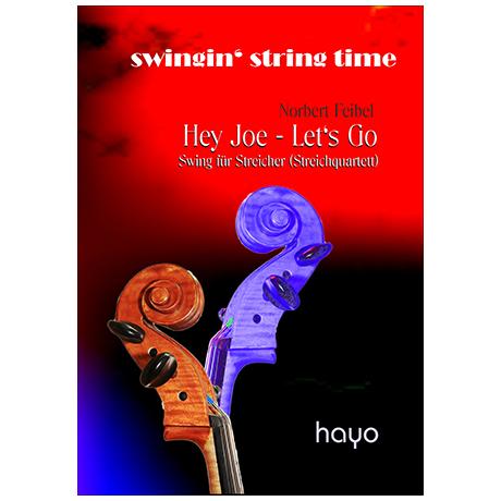 Feibel, N.: Hey Joe – Let's Go