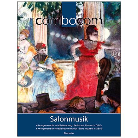 Breig, B.: Salonmusik