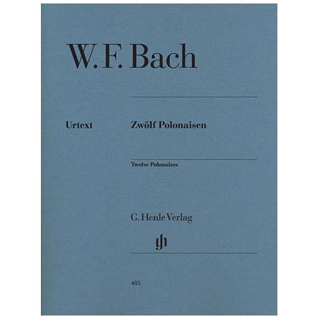 Bach, W. F.: 12 Polonaisen