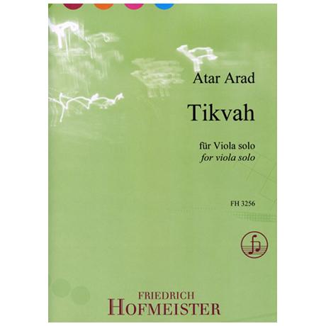 Arad, A.: Tikvah