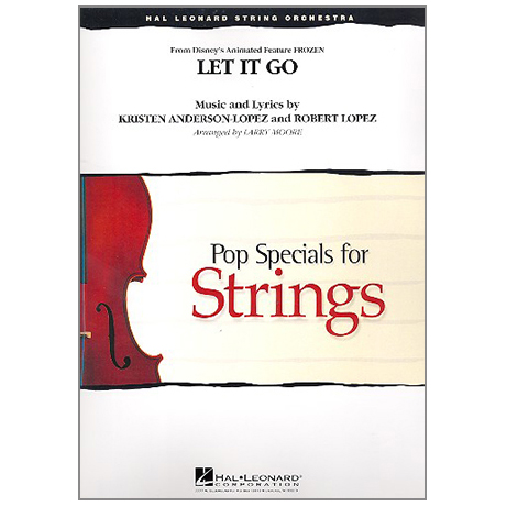 Pop Specials for Strings - Let It Go (from Frozen)