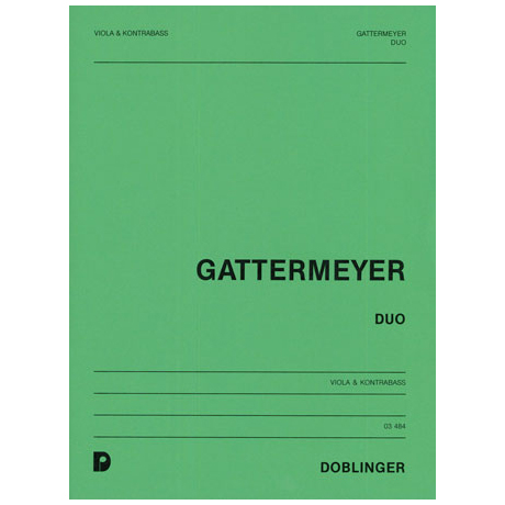 Gattermeyer, H.: Duo