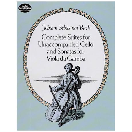 Bach, J.S.: Complete Suites