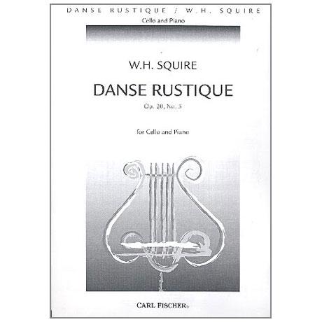 Squire, W. H.: Danse rustique Op. 20/5