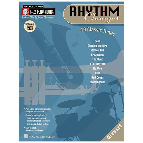 Rhythm Changes (+CD)