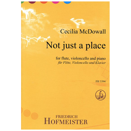 McDowall, C.: Not just a place