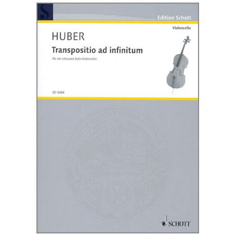 Huber, K.: Transpositio ad infinitum