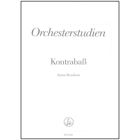 Bruckner, A.: Orchesterstudien