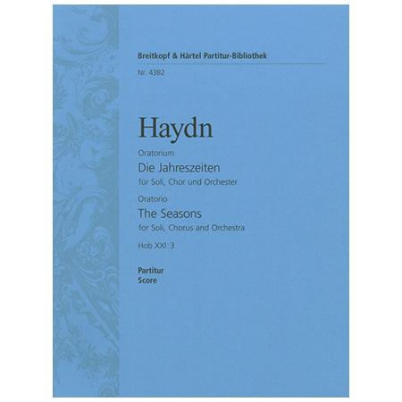 Haydn, J.: Die Jahreszeiten Hob XXI:3