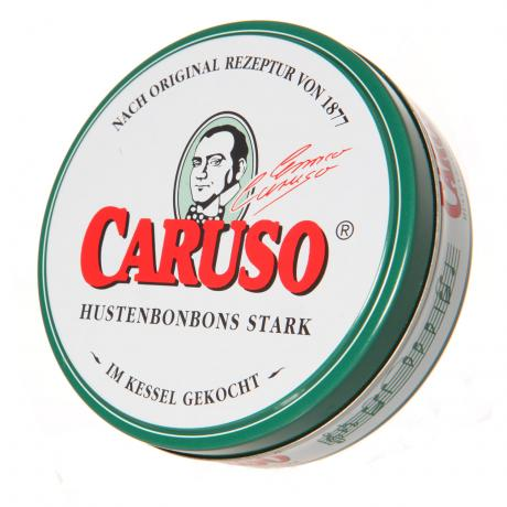 CARUSO cough drops
