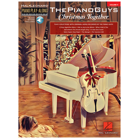 The Piano Guys – Christmas Together for Piano (+Online Audio)