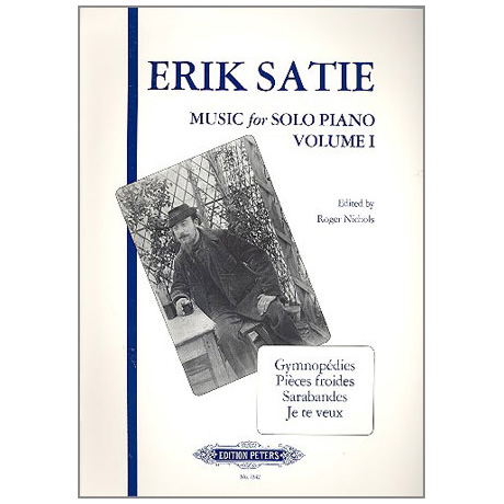 Satie, E.: Musik für Klavier Band I
