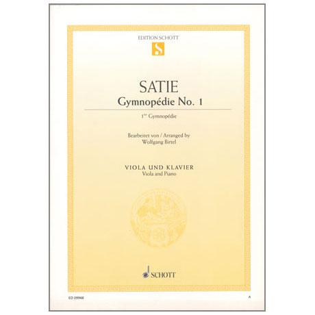 Satie, E.: Gymnopedie