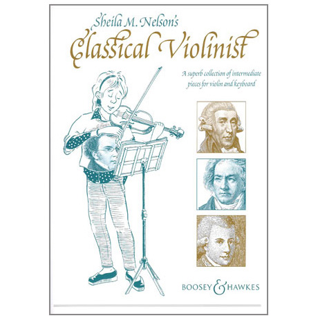 Nelson, S. M.: Classical Violinist