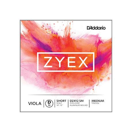 D´ADDARIO Zyex viola string D