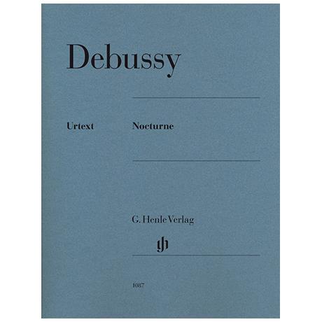 Debussy, C.: Nocturne