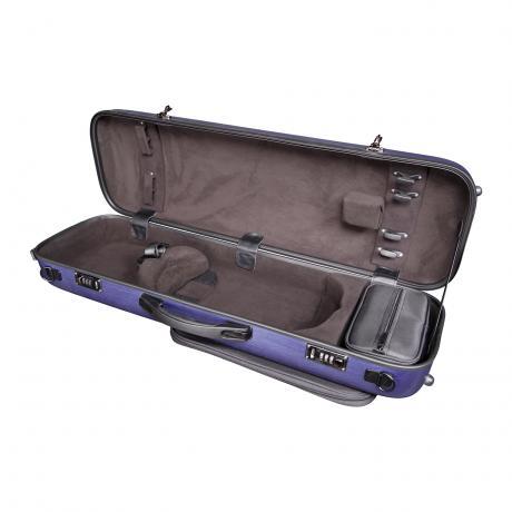PACATO Polycarbon violin case