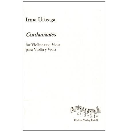 Urteaga, I.: Cordamantes