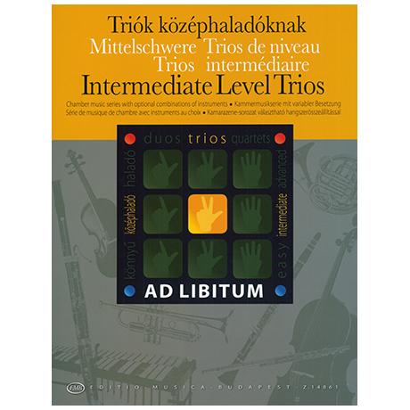 Ad libitum – Mittelschwere Trios