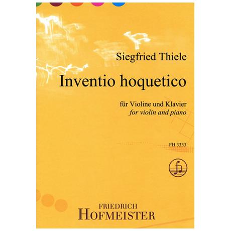 Thiele, S.: Inventio hoquetico