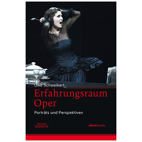 Schweikert, U.: Erfahrungsraum Oper – Porträts und Perspektiven