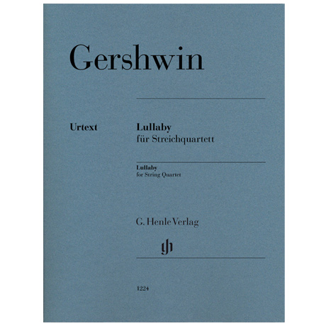 Gershwin, G.: Lullaby