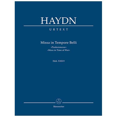Haydn, J.: Missa in tempore belli Hob. XXII:9 »Paukenmesse«