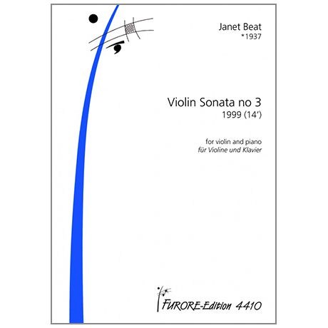 Beat, J.: Violin Sonata No. 3 (1999)