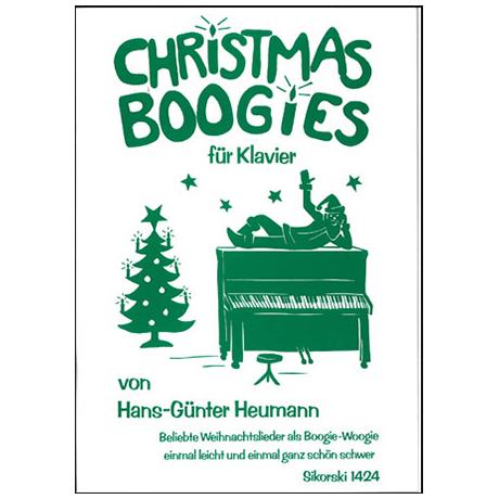 Heumann, H.G.: Christmas Boogies